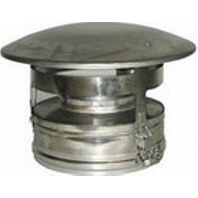 Skorstens-hætte til MetalBestos | Køb Multi50 skorsten her