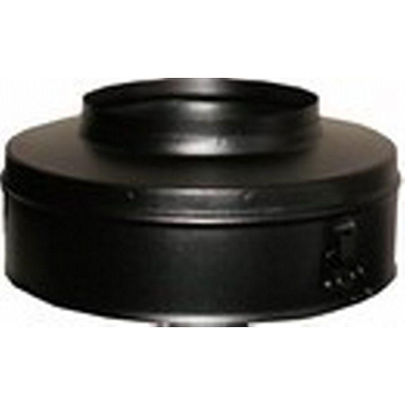 skorstenstop 80 mm sort klik her for skorstenstop. Black Bedroom Furniture Sets. Home Design Ideas